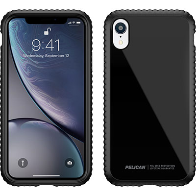 pelican c42160 apple iphone guardian clear phone case