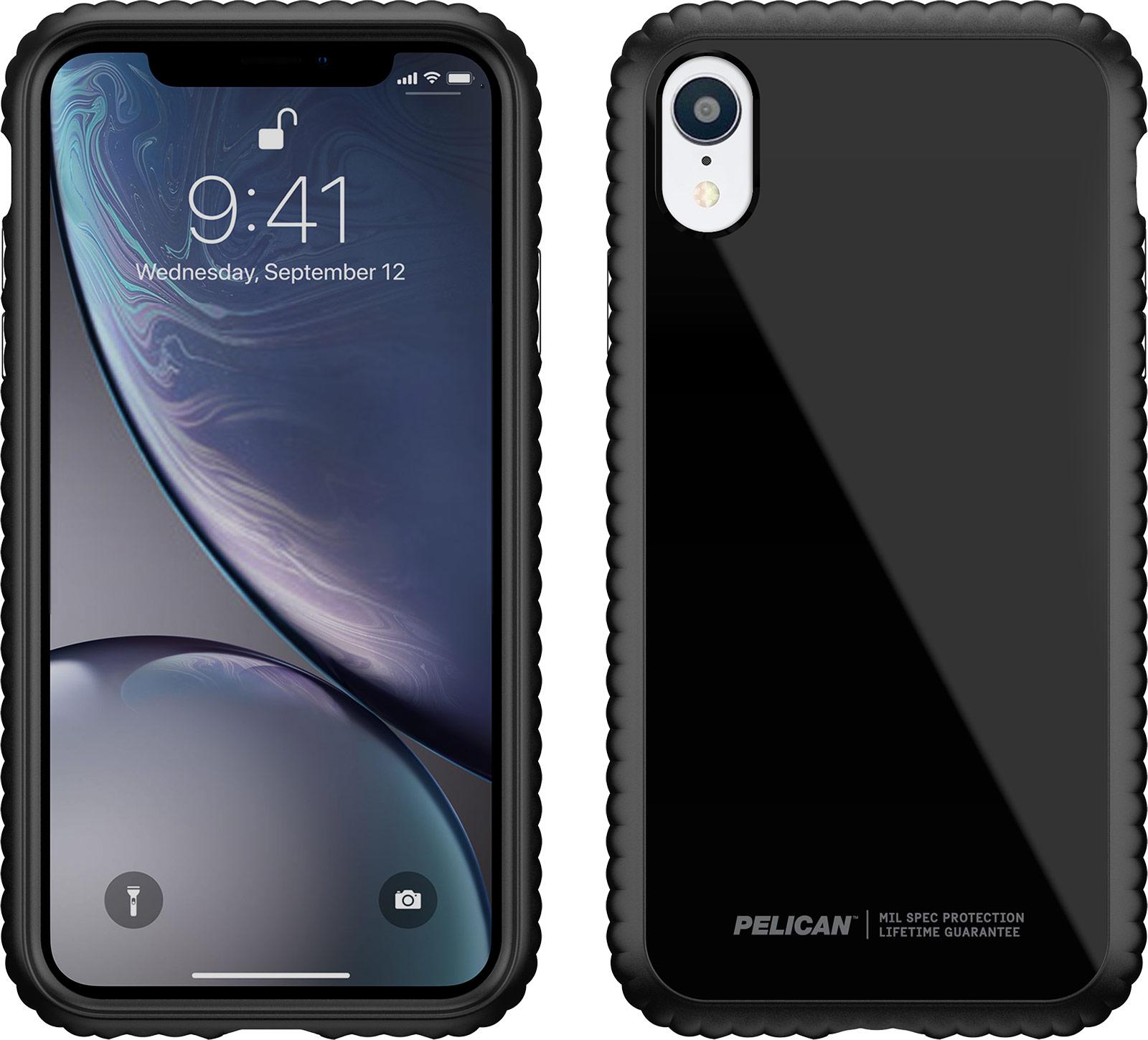 pelican iphone apple c42160 guardian clear phone case