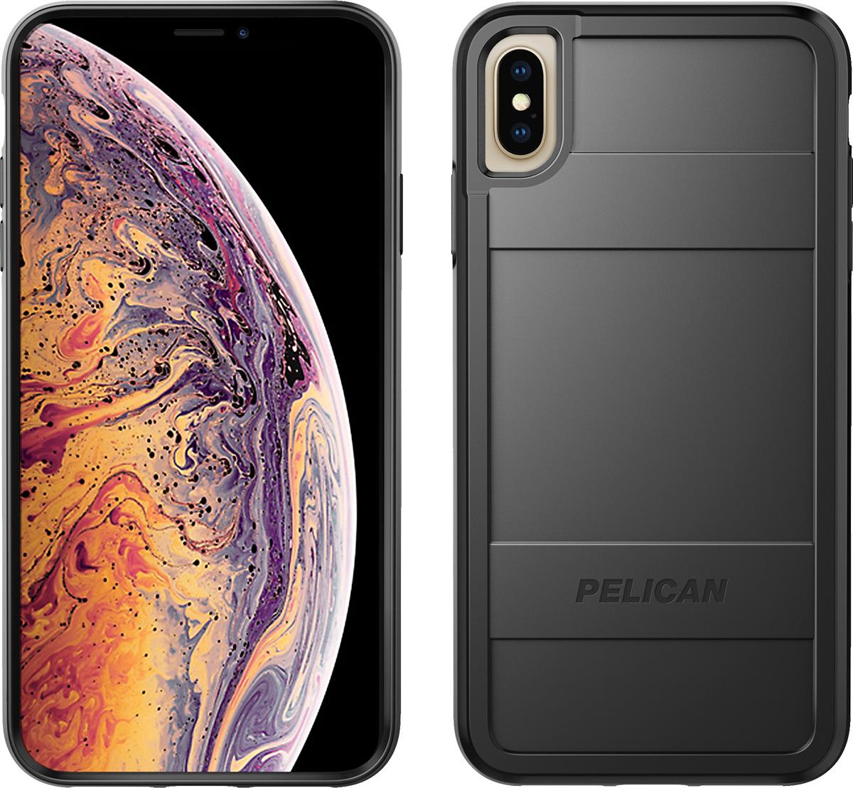 pelican apple iphone c43000 protector black phone case