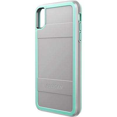 pelican apple iphone c43000 protector grey aqua mobile phone case