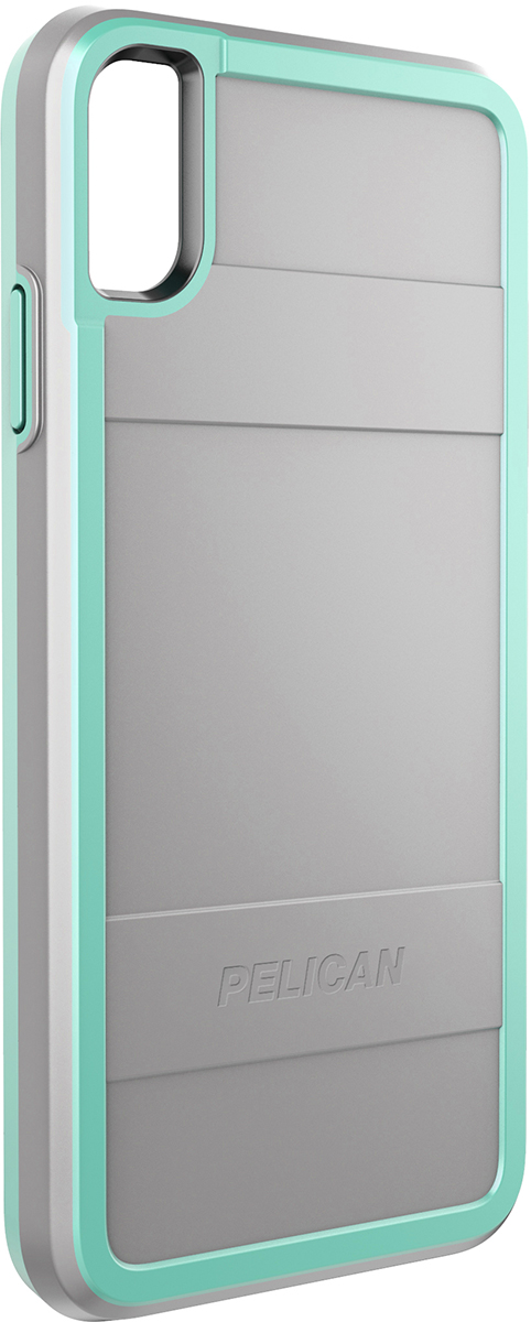 pelican apple iphone c43000 protector grey aqua rugged phone case
