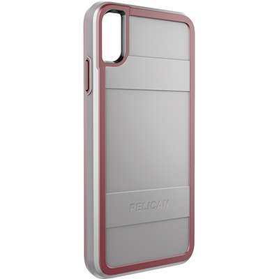 pelican apple iphone c43000 protector grey rugged red phone case