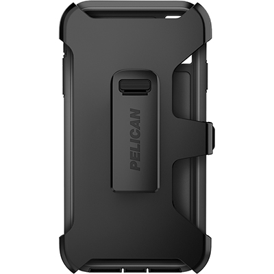 pelican apple iphone c43030 voyager black mobile phone case holster