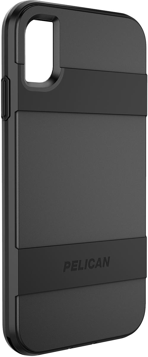 pelican apple iphone c43030 voyager black slim phone case