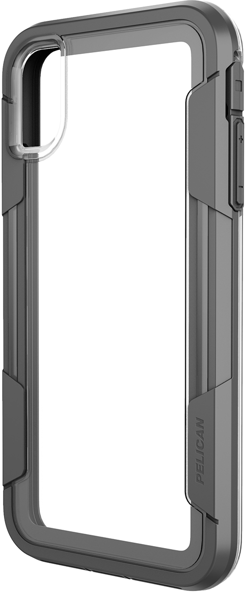 pelican apple iphone c43030 voyager grey slim phone case