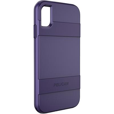 pelican apple iphone c43030 voyager purple slim phone case
