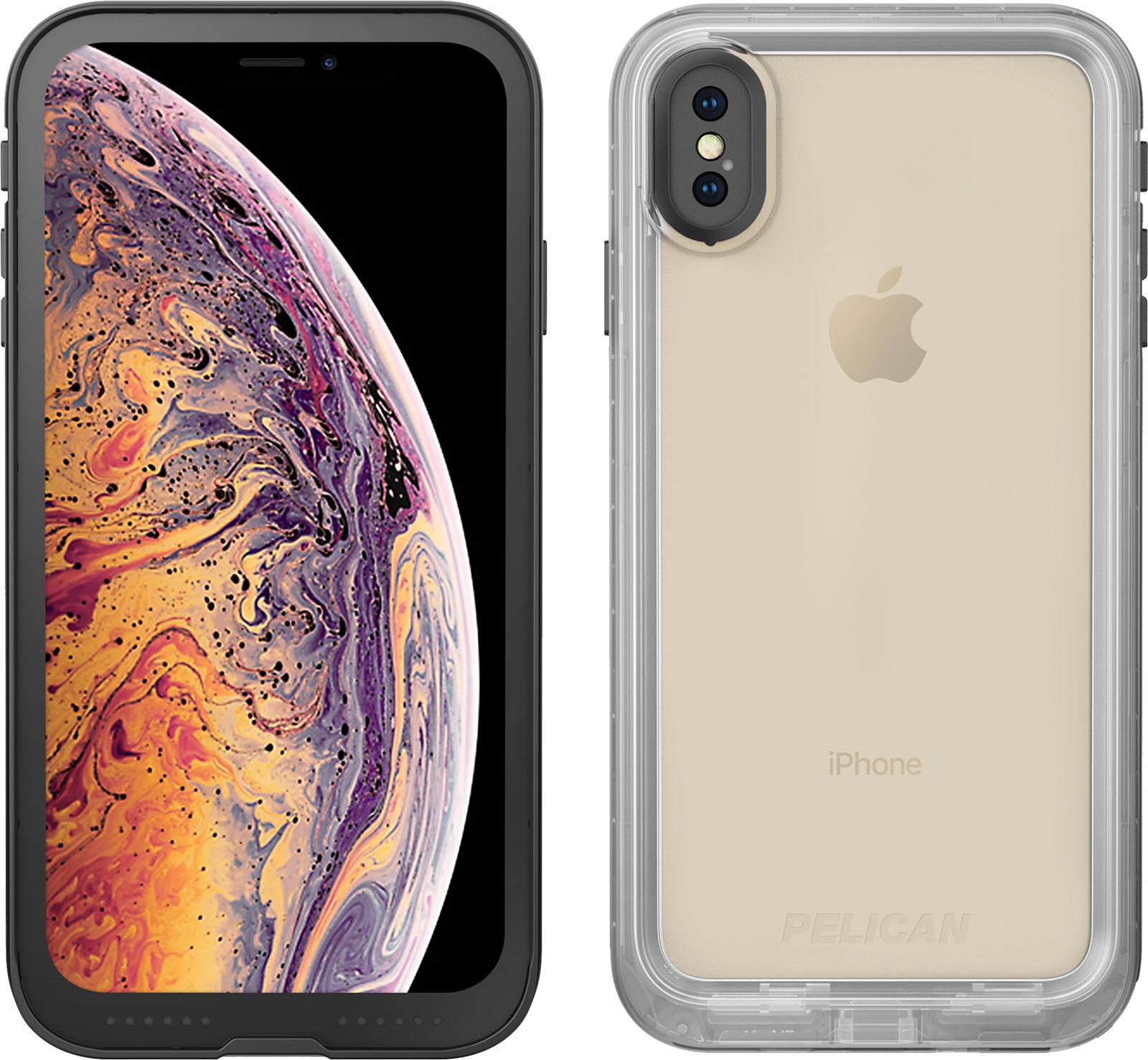 pelican waterproof iphone case xs max