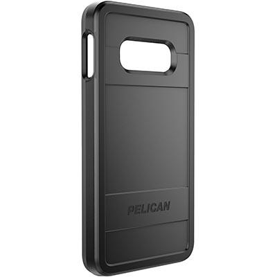 pelican samsung galaxy s10e black phone case