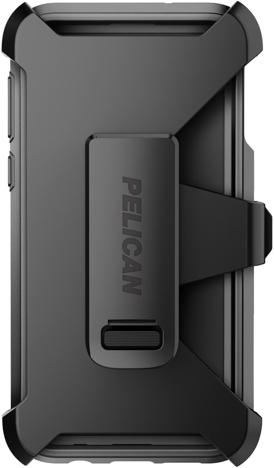 pelican samsung galaxy s10e black phone holster