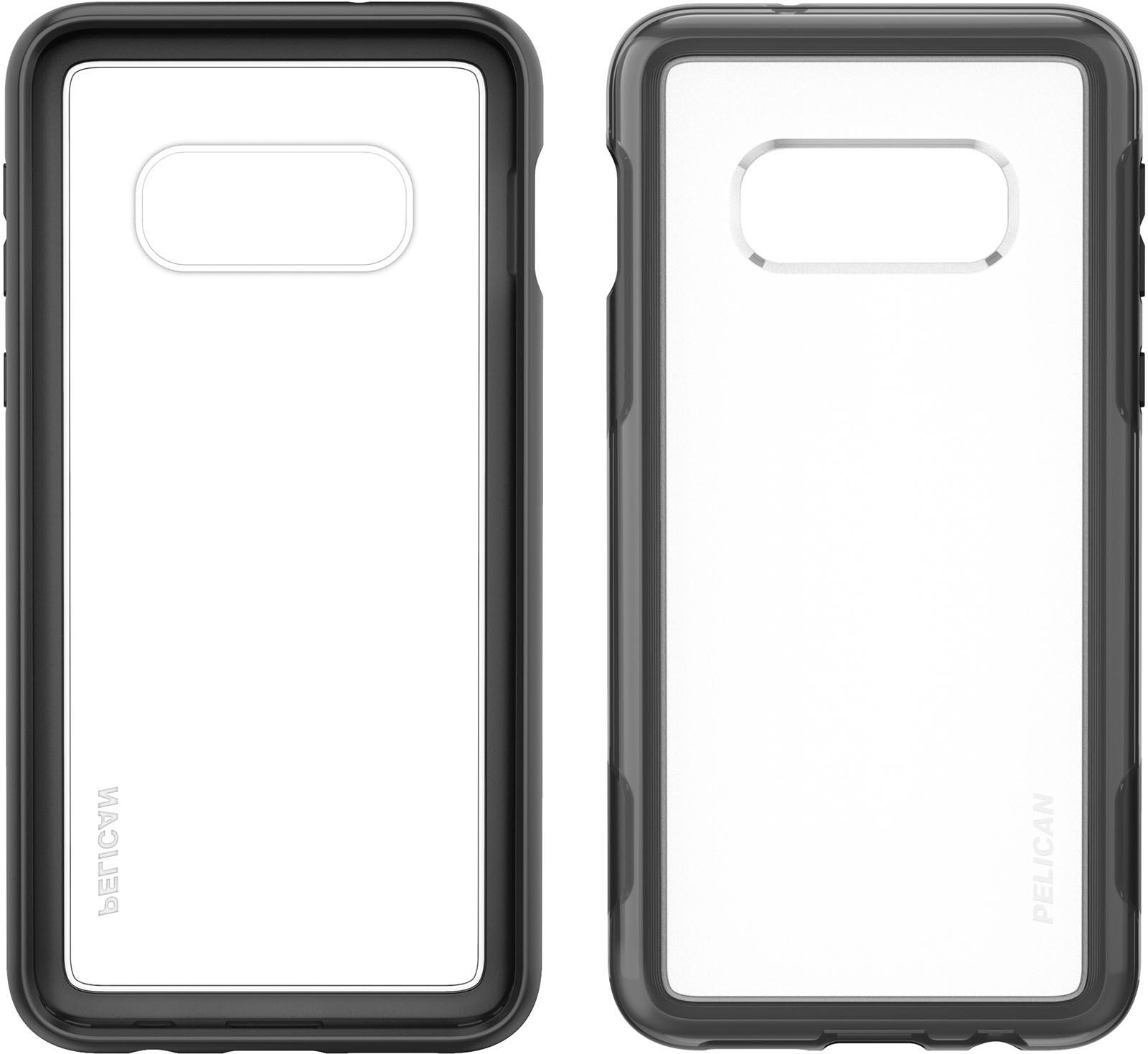 pelican samsung galaxy s10e adventurer black phone case