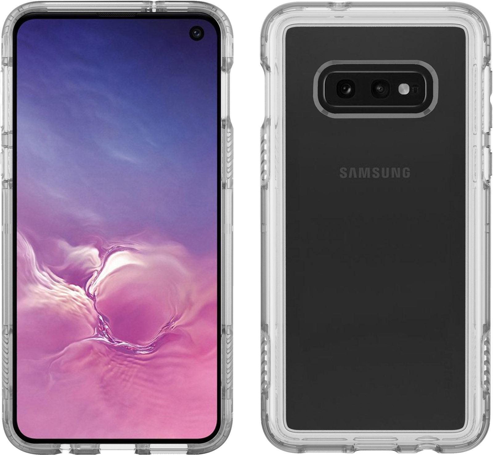 pelican samsung galaxy s10e phone case clear