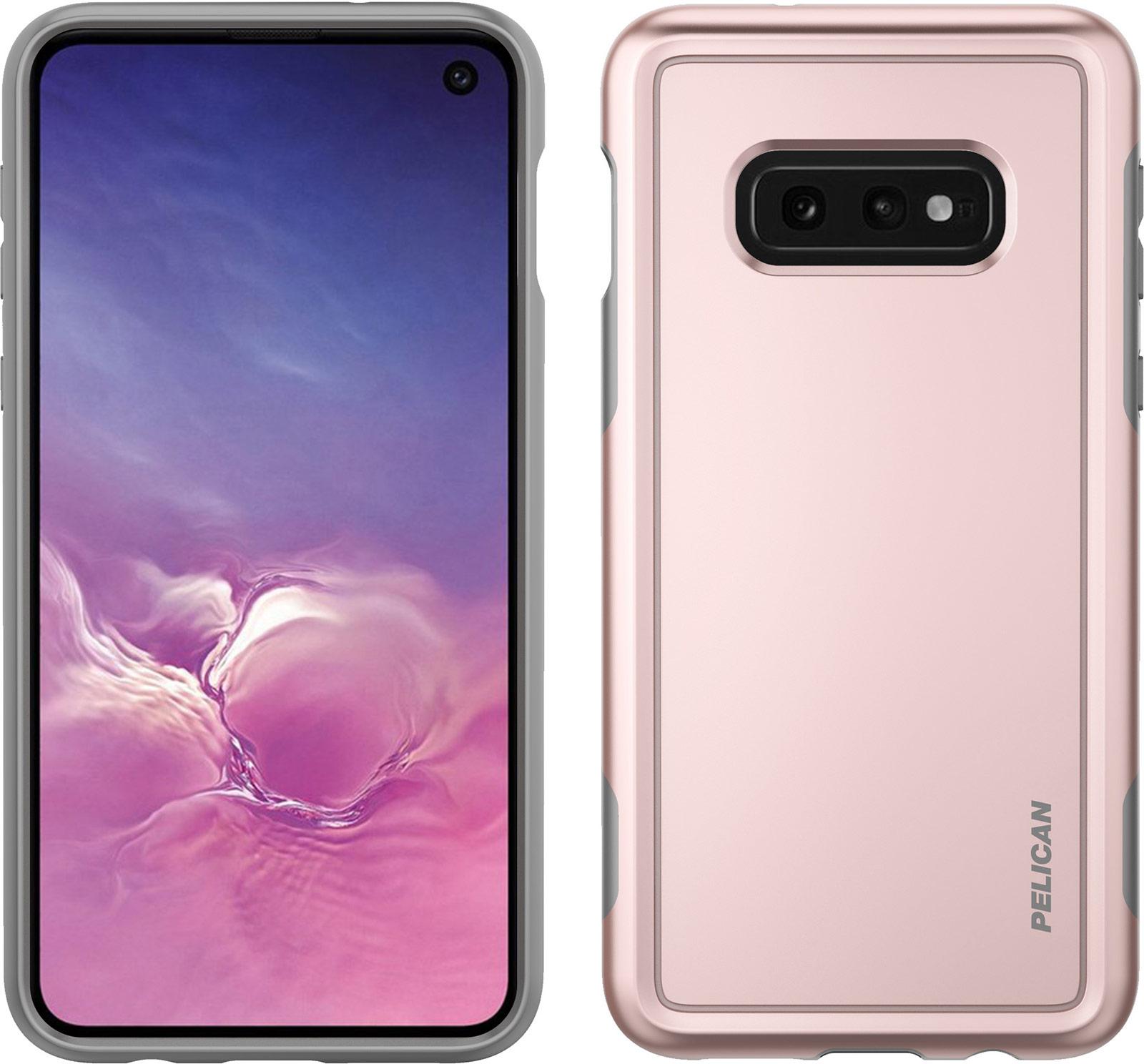 pelican samsung galaxy s10e pink phone case