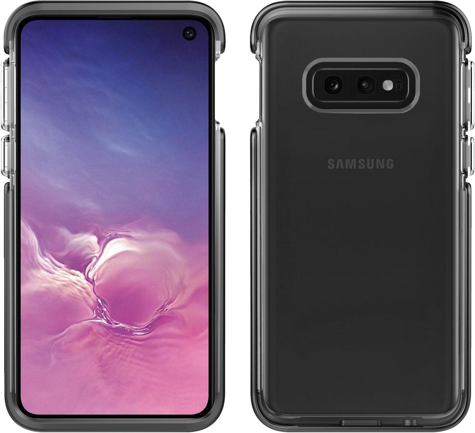 pelican samsung galaxy s10e ambassador black case