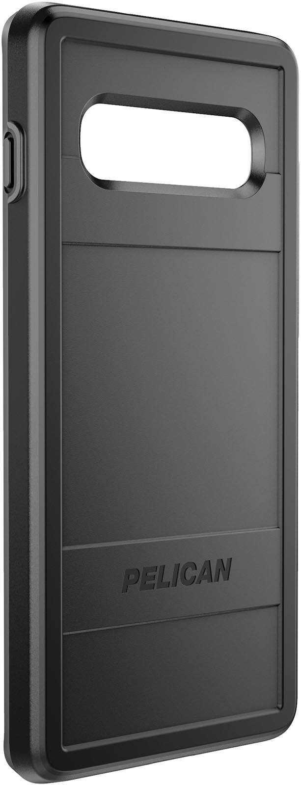 pelican samsung galaxy s10 black phone case
