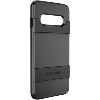 pelican samsung galaxy s10 voyager black phone case