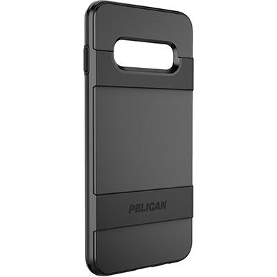 pelican samsung galaxy s10 plus voyager black phone case