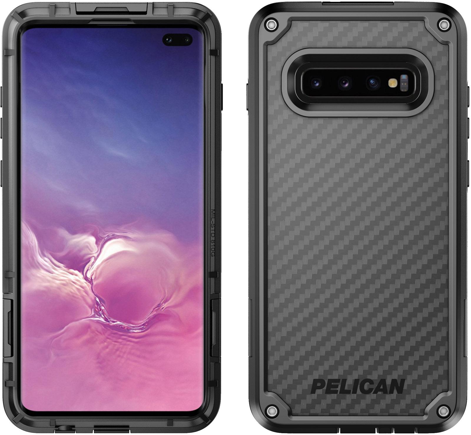 pelican samsung galaxy s10 plus shield phone case