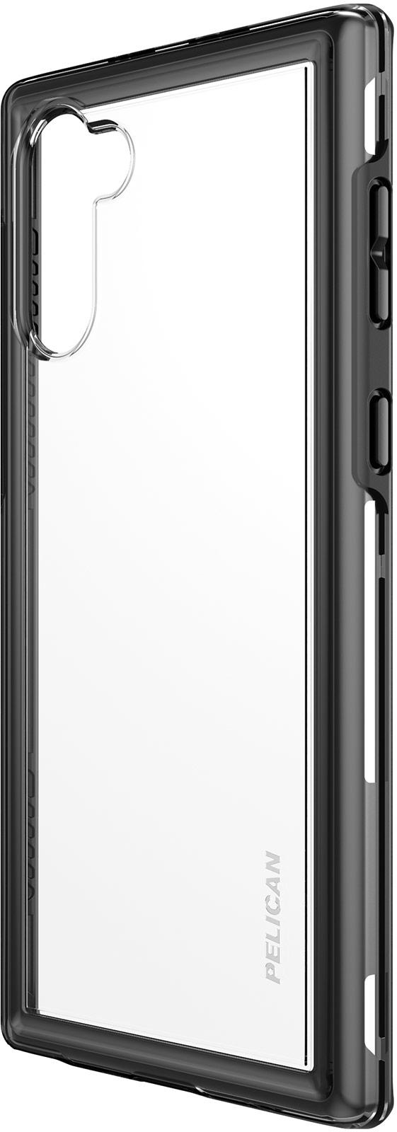 pelican samsung note10 adventurer black phone case