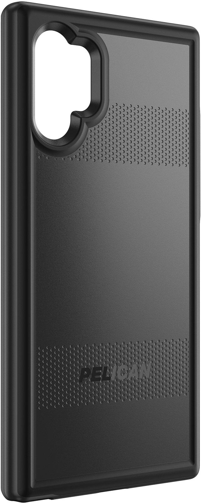 pelican galaxy note 10 plus protector black tough phone case