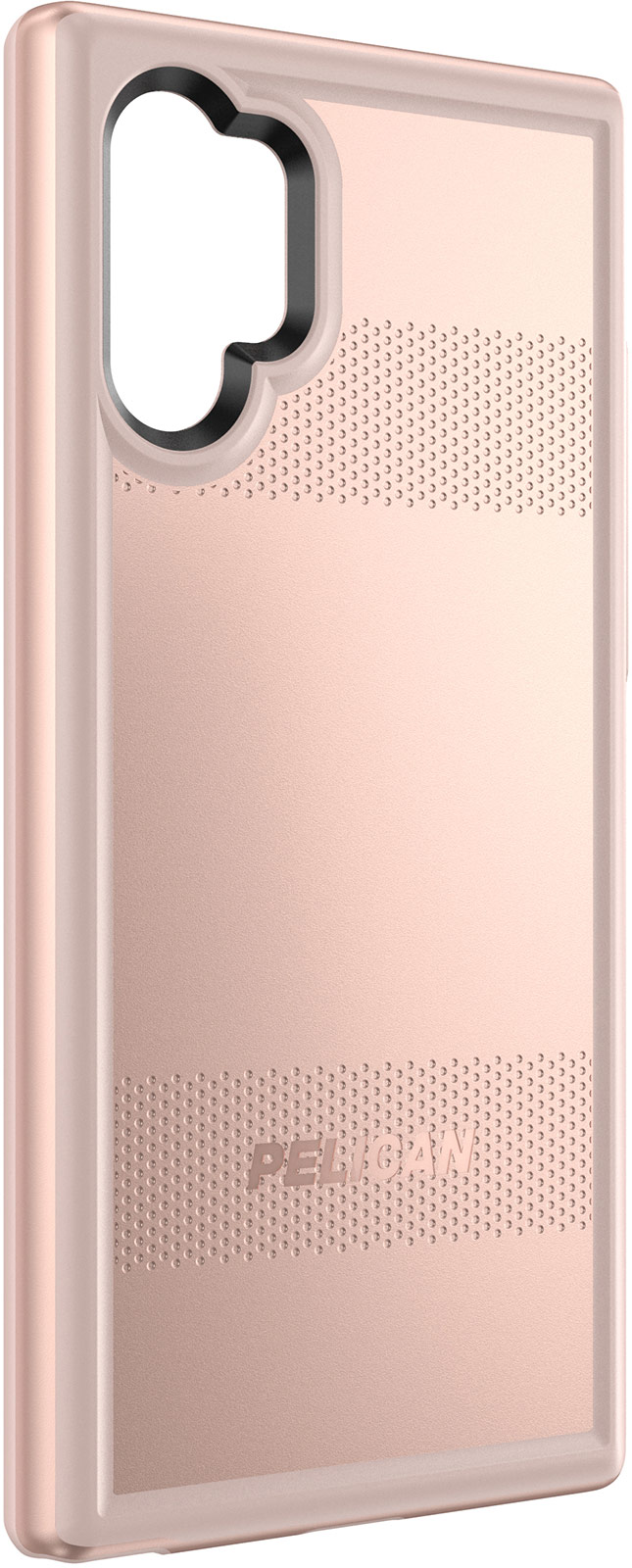 pelican galaxy note 10 plus protector rose gold phone case