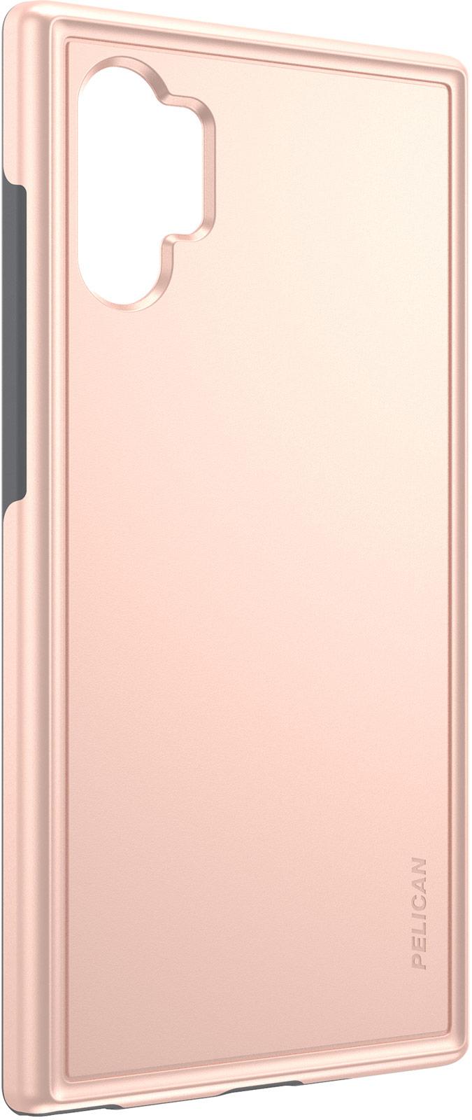 pelican galaxy note10 plus rose gold hard case