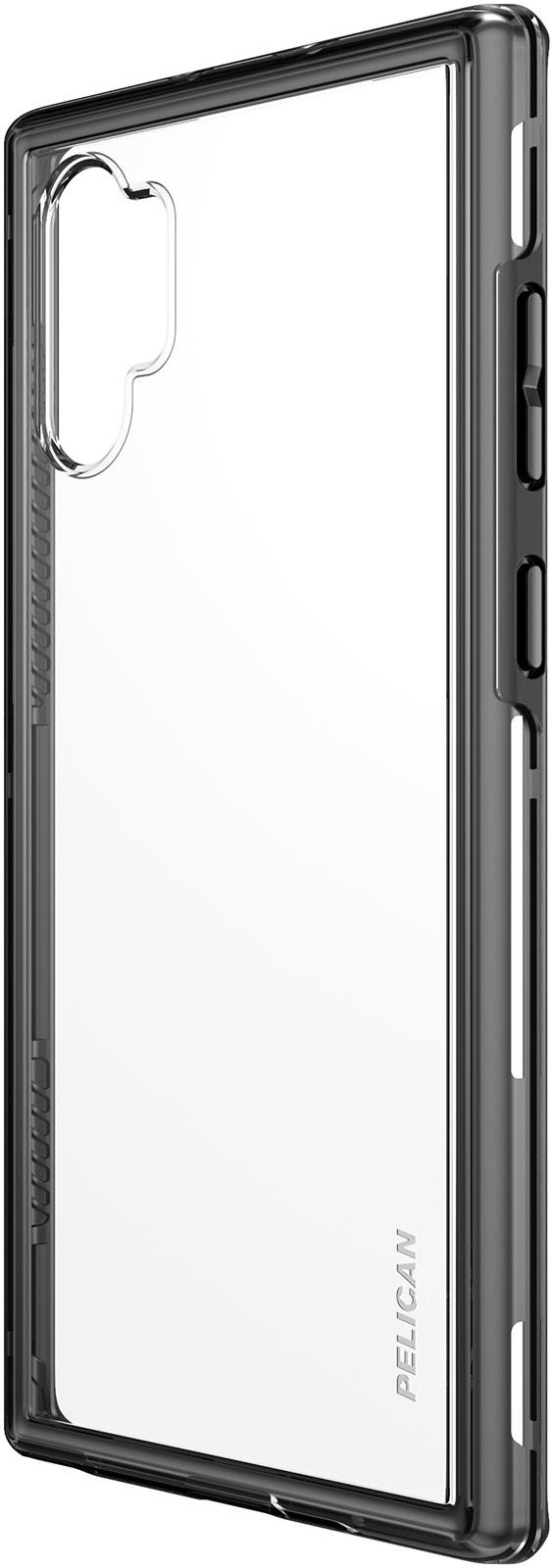 pelican samsung galaxy note10 plus black clear case