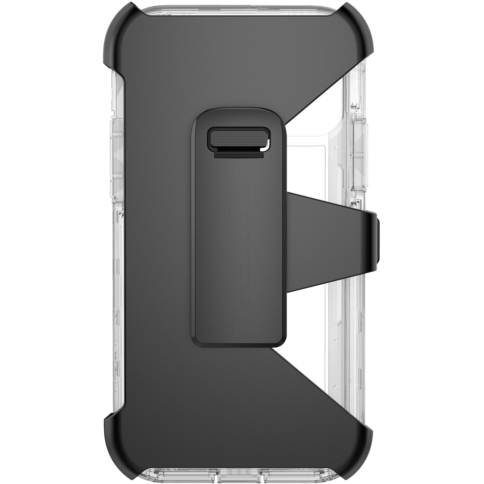 pelican iphone c55030 clear case holster