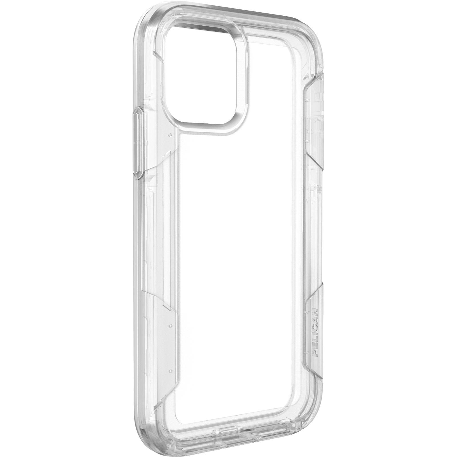 pelican iphone c55030 scratch resistant clear case