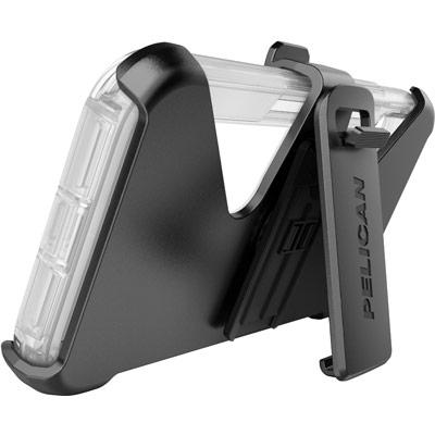 pelican iphone c55030 slim clear kickstand case