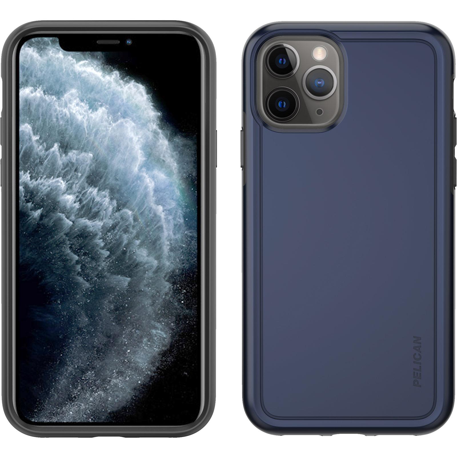 pelican c55100 navy blue adventurer iphone case
