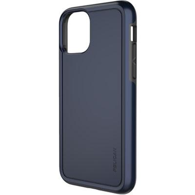 pelican c55100 navy blue non slip iphone case