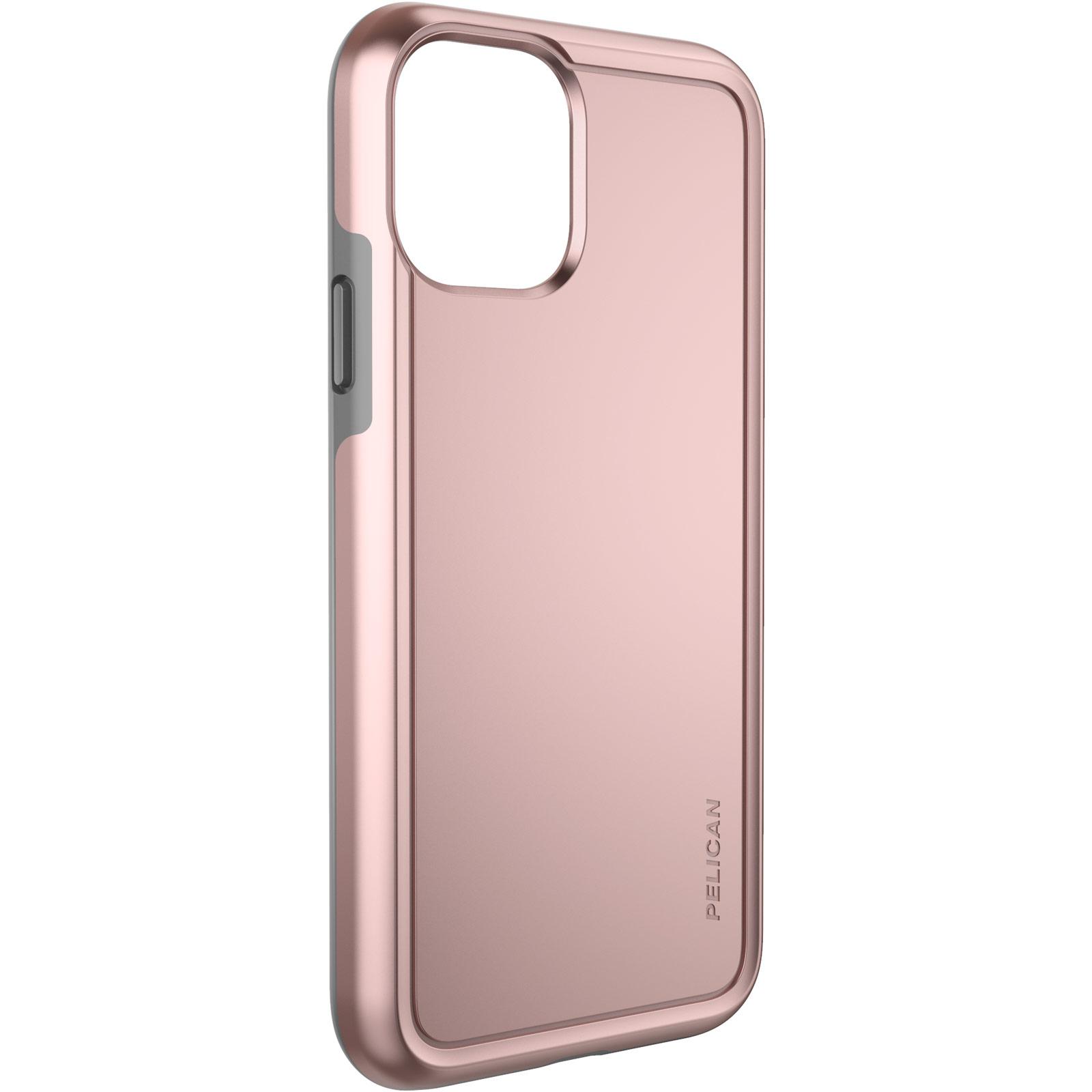pelican c55100 rose gold sleek iphone case