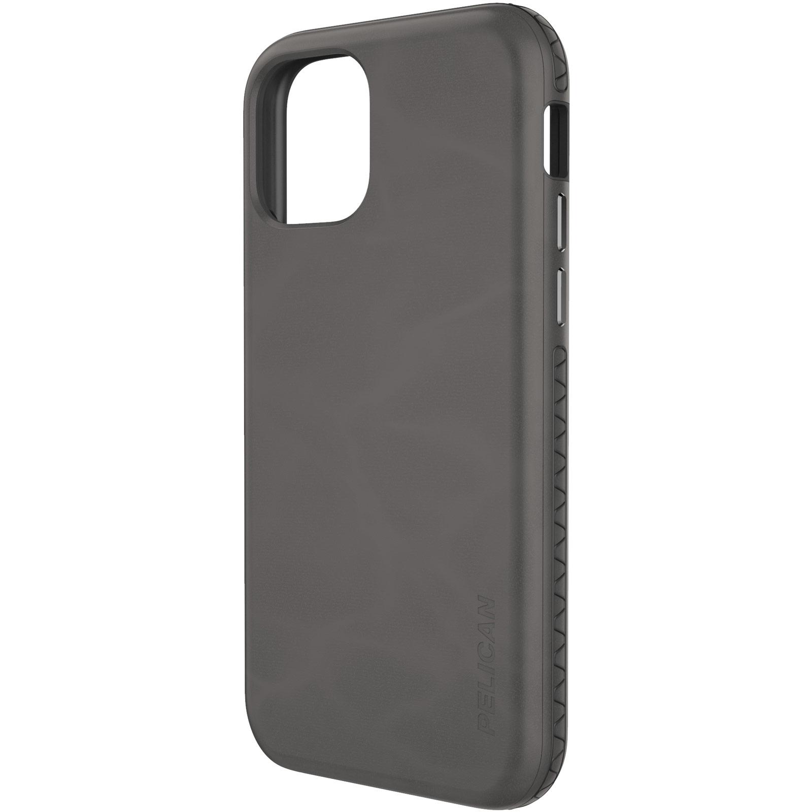 pelican c55190 black traveler slim phone case