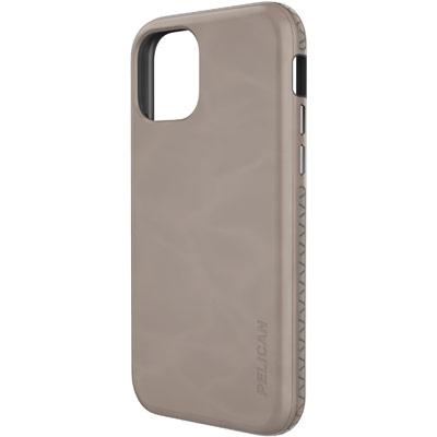 pelican c55190 slim taupe traveler phone case