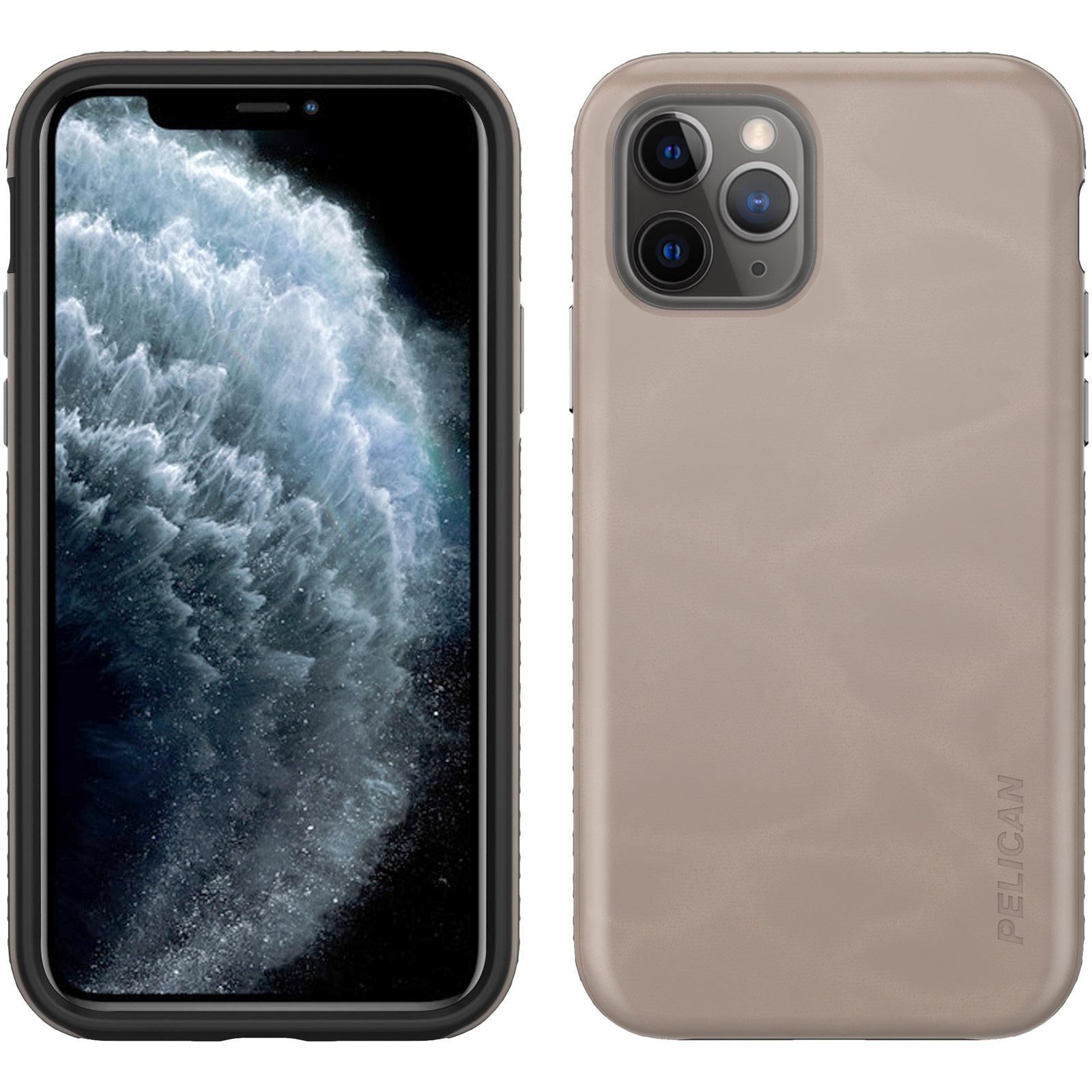pelican c55190 taupe traveler phone case