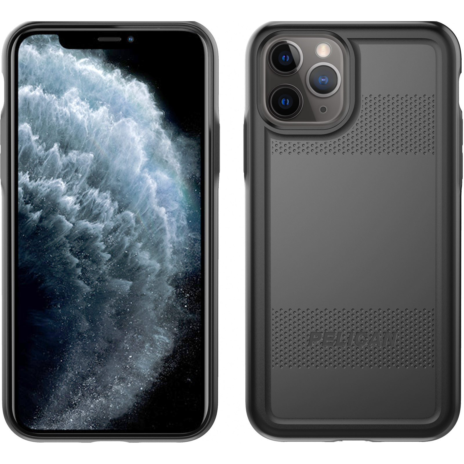 pelican c55210 ems wireless vent mount iphone case