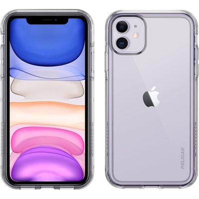 pelican c56100 clear adventurer iphone case