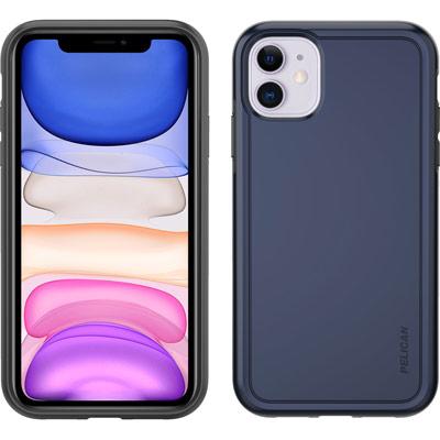 pelican c56100 navy blue adventurer iphone case