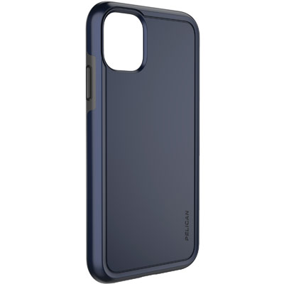 pelican c56100 navy blue slim iphone case