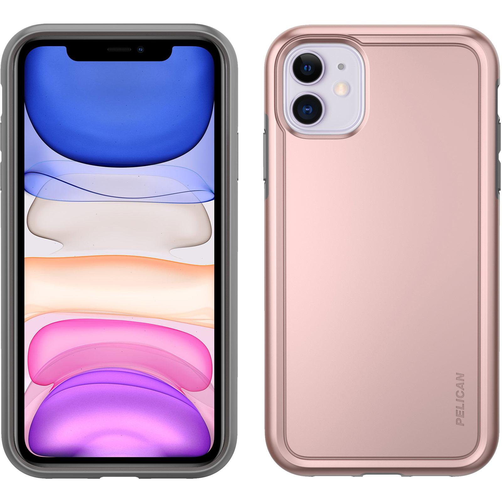pelican c56100 rose gold adventurer iphone case