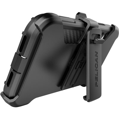 pelican 56140 black shield iphone kickstand case