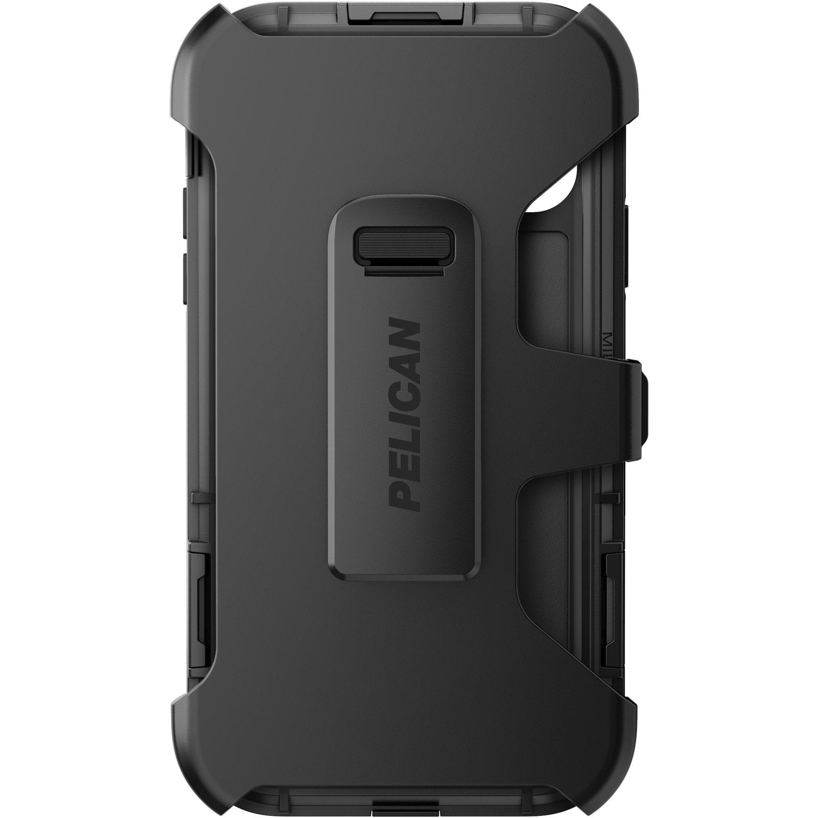 pelican 56140 black shield phone holster case