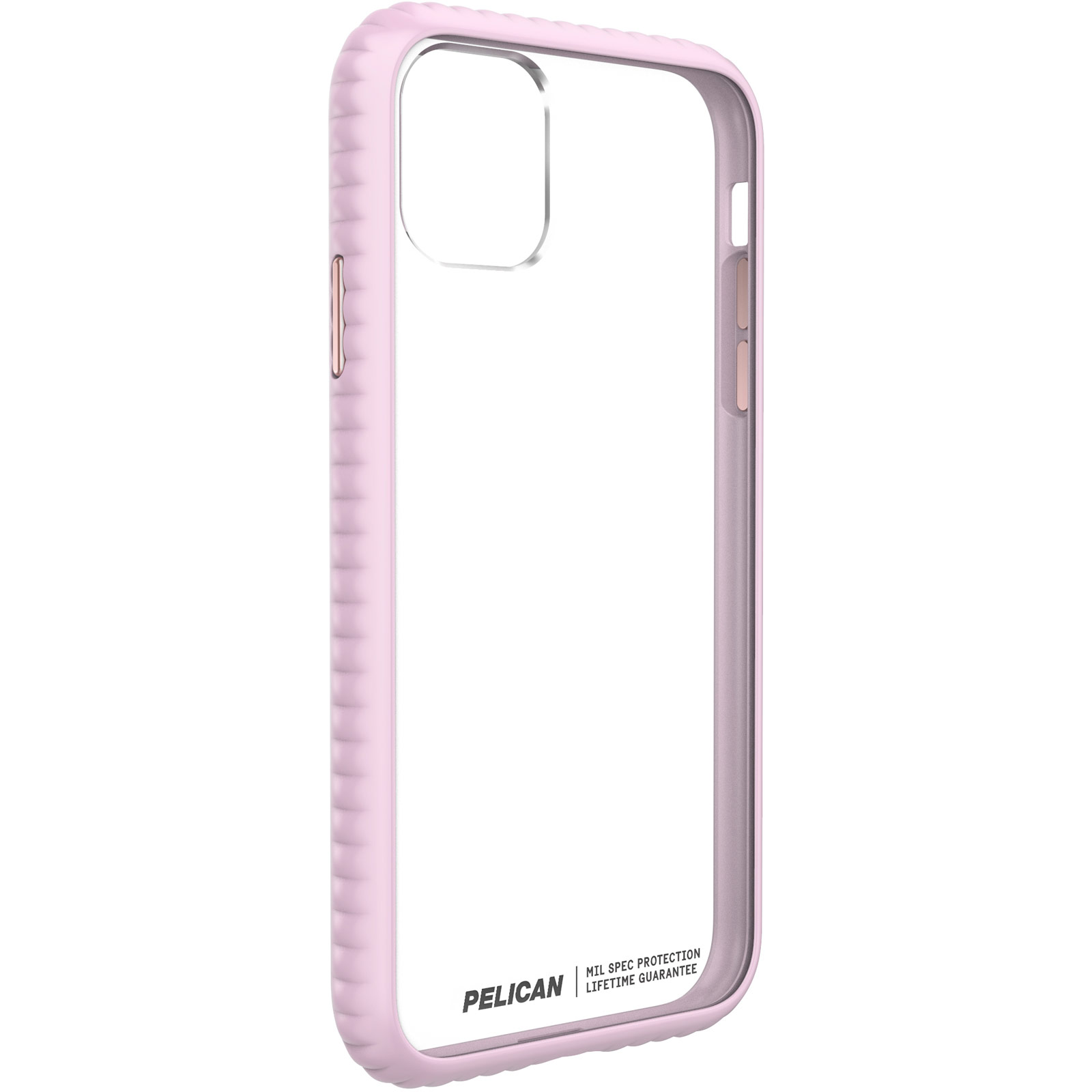 pelican c56160 guardian apple iphone clear pink case