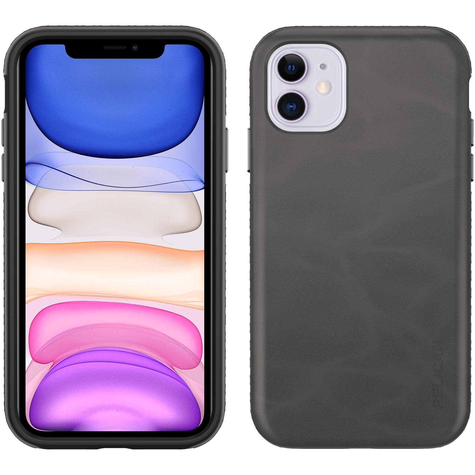 pelican c56190 black iphone traveler case