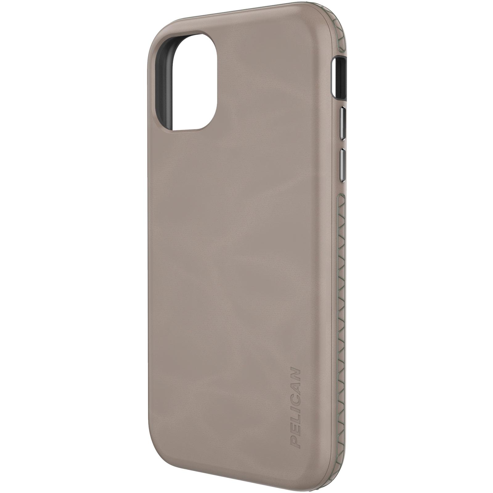 pelican c56190 taupe iphone slim case