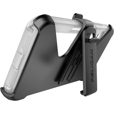 pelican c57030 iphone strong clear case kickstand