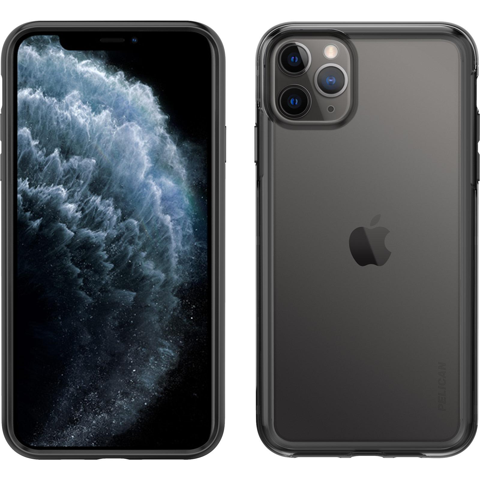 pelican c57100 black clear iphone case