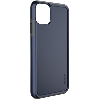 pelican c57100 navy blue slim iphone case