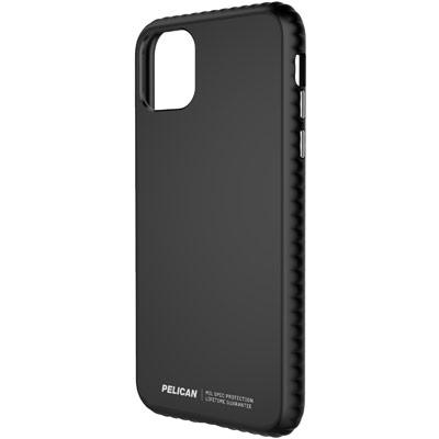 pelican c57160 guardian iphone black bumper case