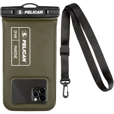 pelican pp043304 ip68 marine phone pouch